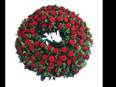 Rosenkranz Rot
